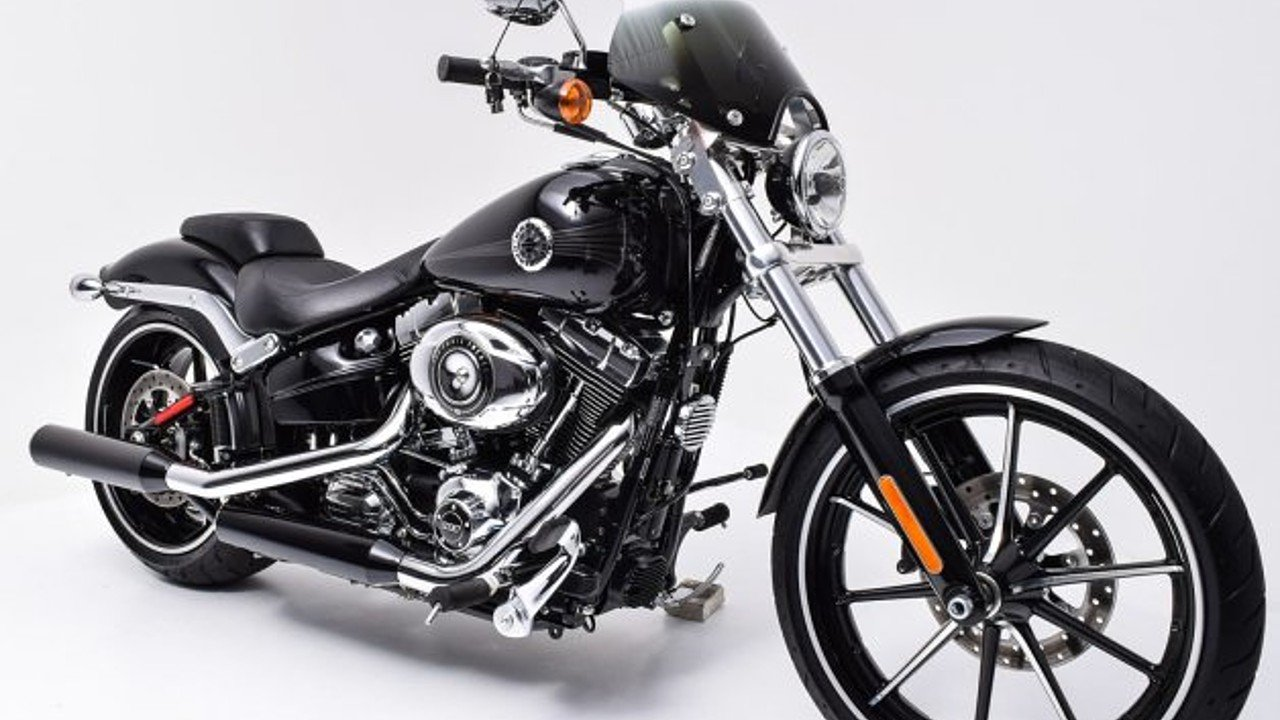 2014 Harley-Davidson Softail for sale 200585301