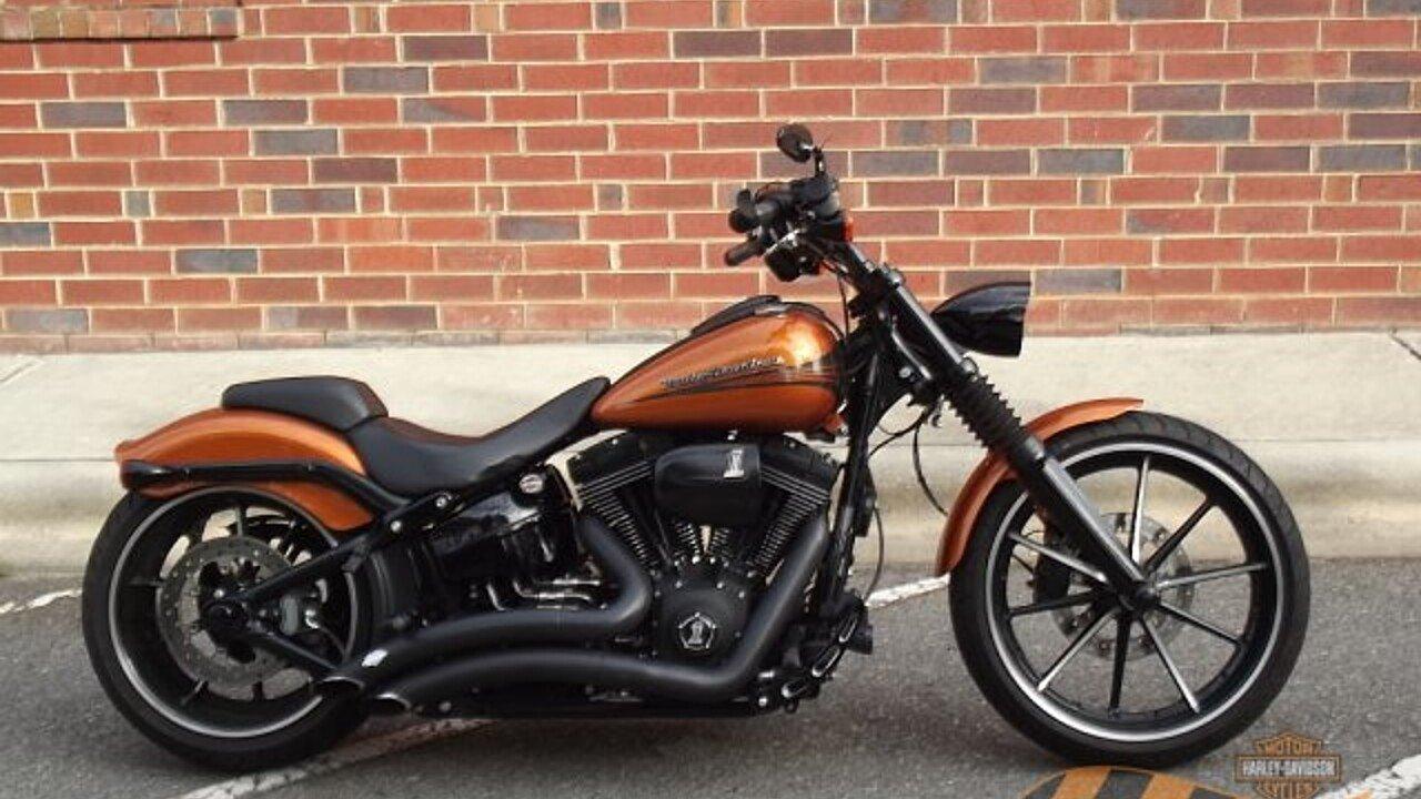 2014 Harley-Davidson Softail for sale 200588125