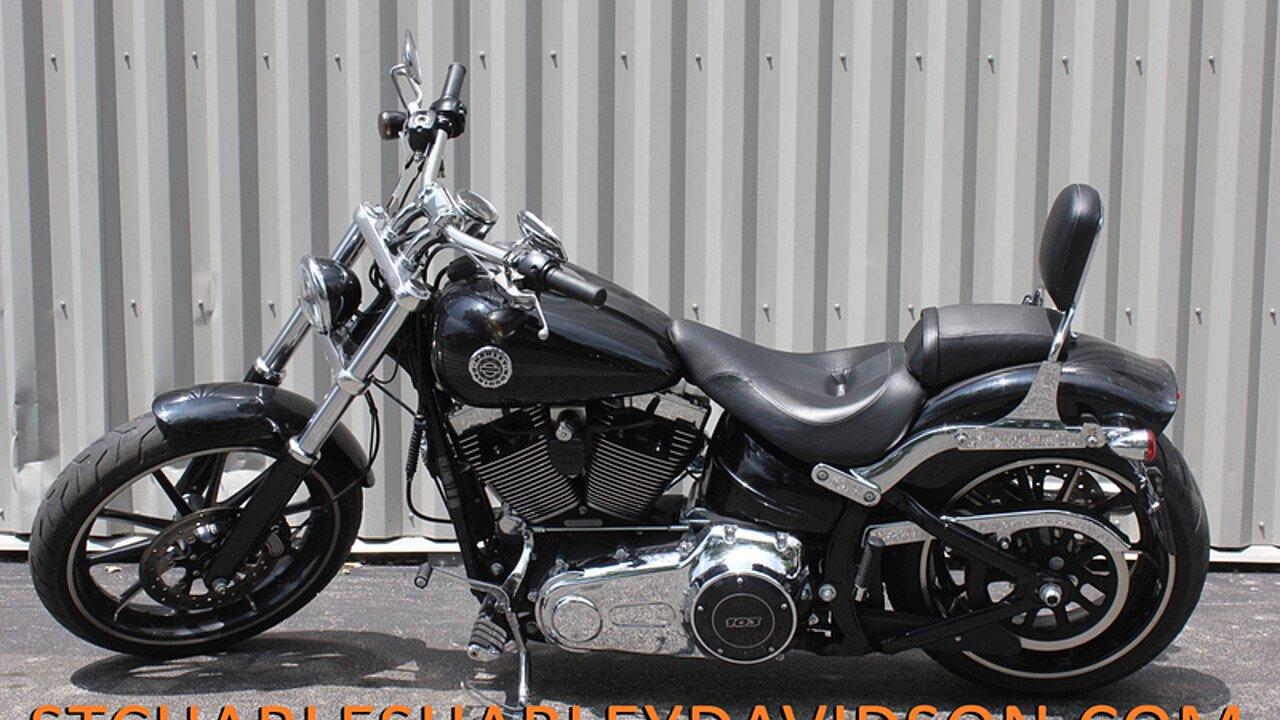 2014 Harley-Davidson Softail for sale 200595126
