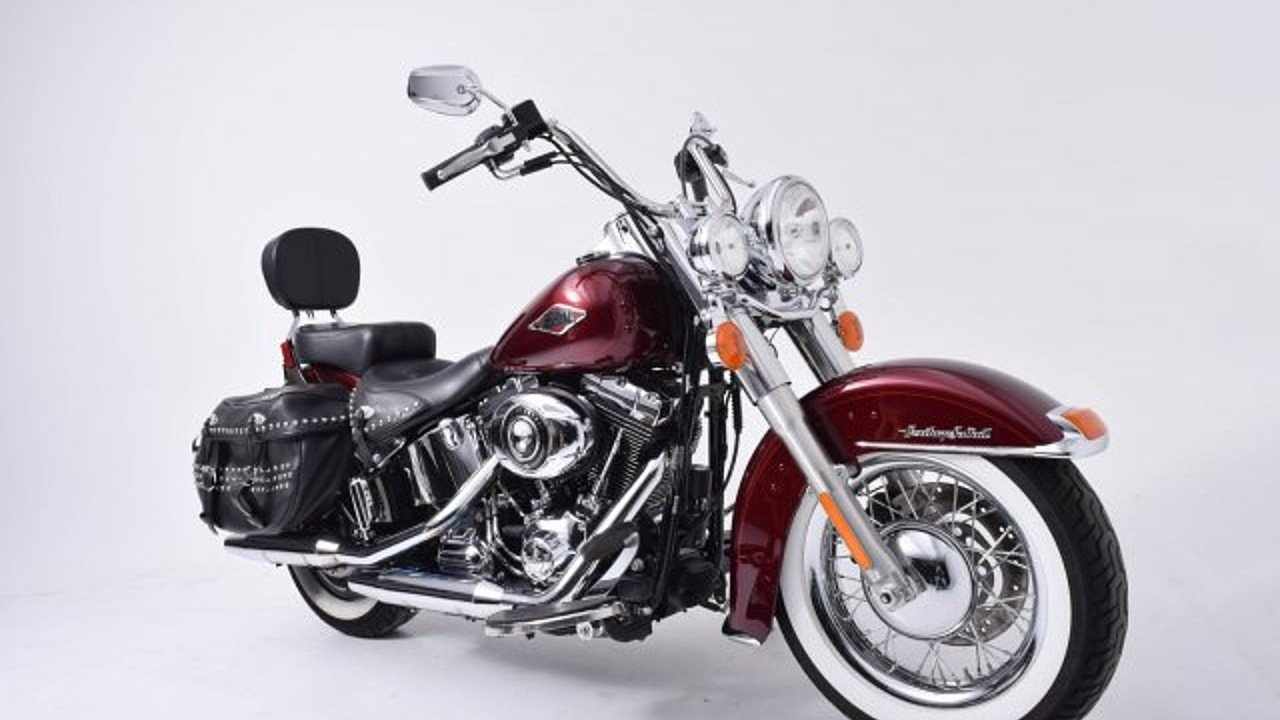2014 Harley-Davidson Softail Heritage Classic for sale 200596728