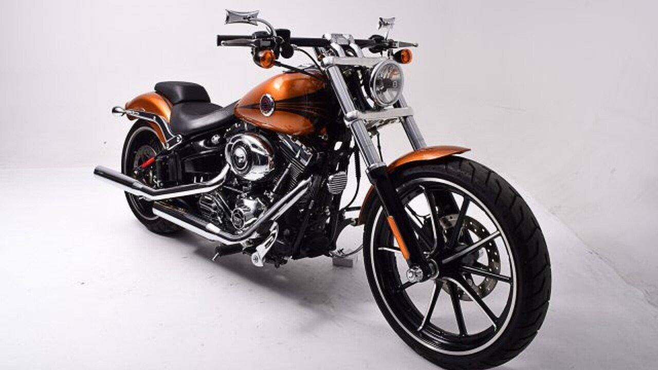 2014 Harley-Davidson Softail for sale 200609308