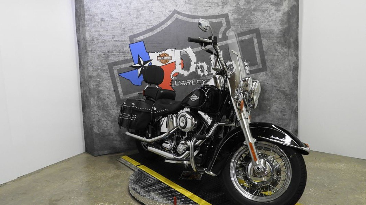 2014 Harley-Davidson Softail Heritage Classic for sale 200610489