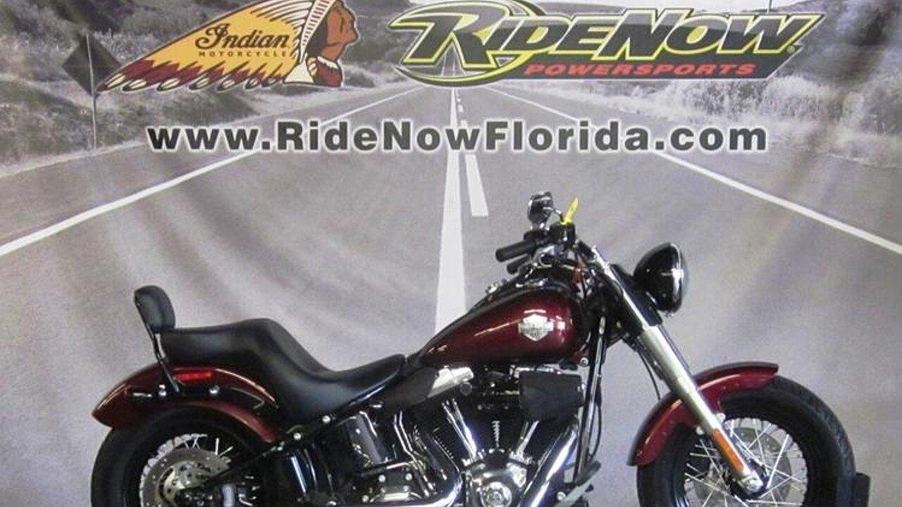2014 Harley-Davidson Softail for sale 200625169