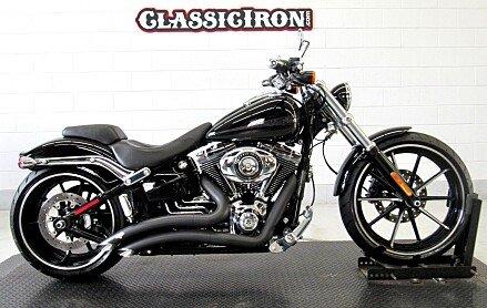 2014 Harley-Davidson Softail for sale 200645691