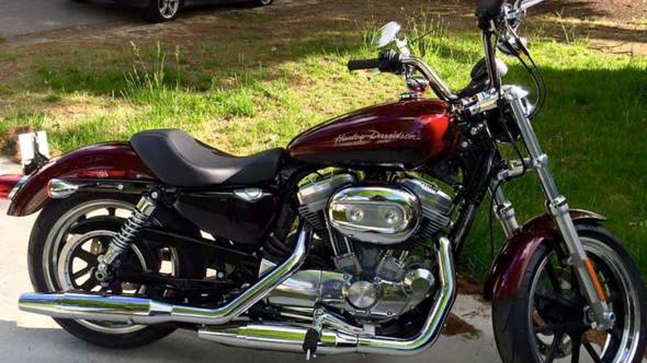 2014 Harley-Davidson Sportster for sale 200421522