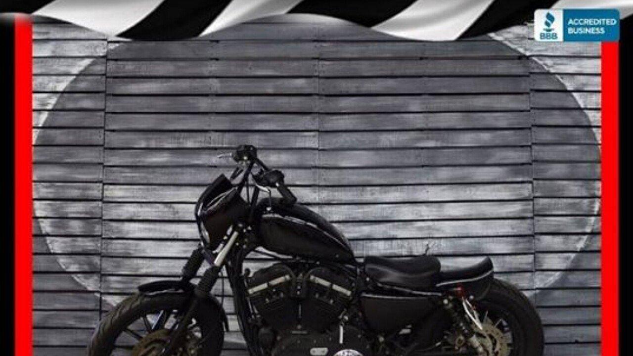 2014 Harley-Davidson Sportster for sale 200449683