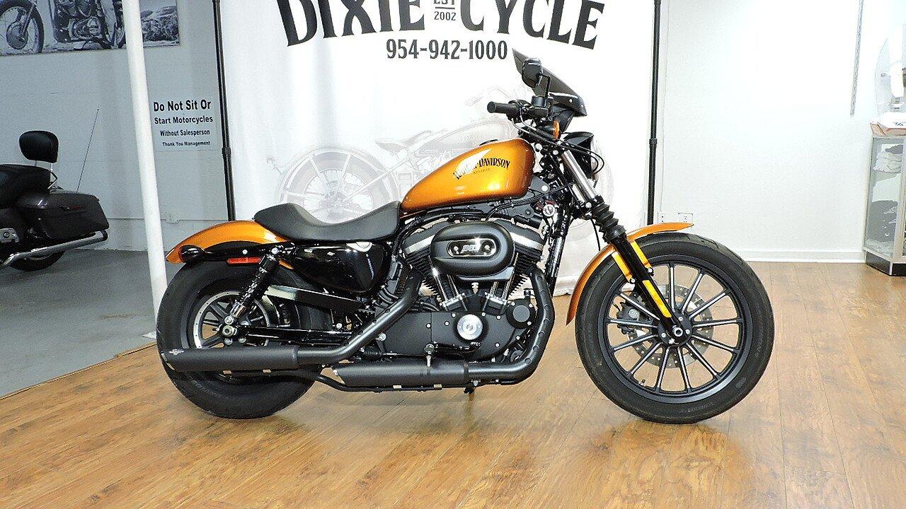 2014 Harley-Davidson Sportster for sale 200563927