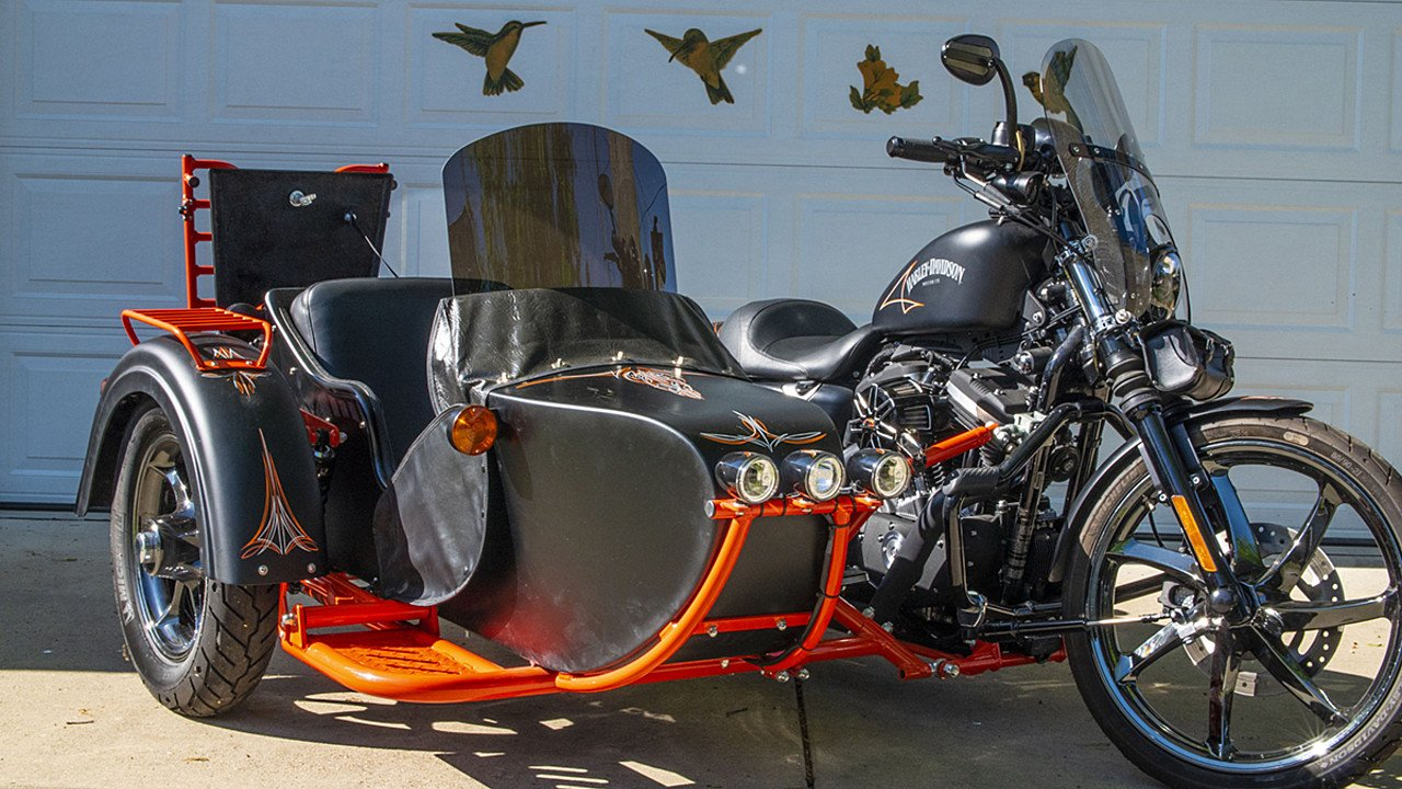2014 Harley-Davidson Sportster 883 Custom for sale 200584385