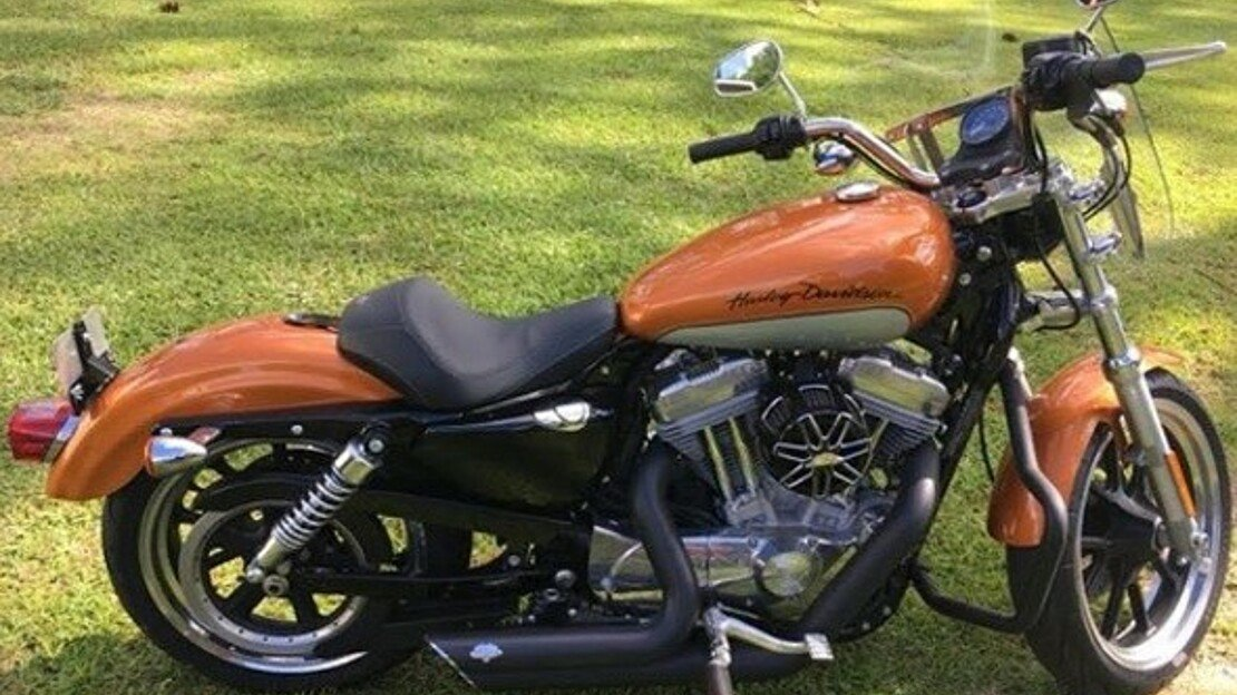2014 Harley-Davidson Sportster for sale 200593142
