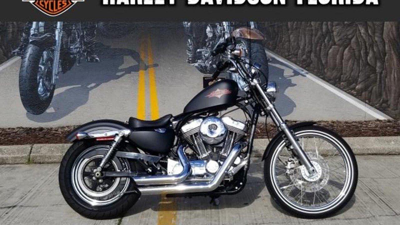 2014 Harley-Davidson Sportster for sale 200621177