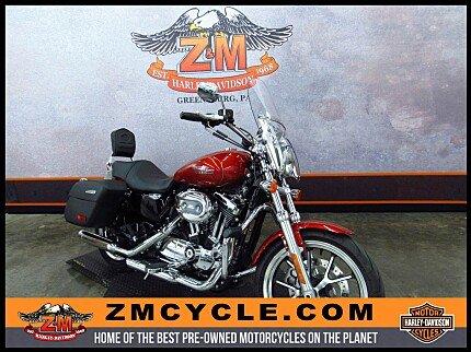 2014 Harley-Davidson Sportster for sale 200490725