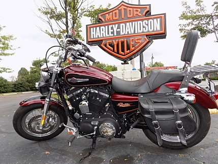2014 Harley-Davidson Sportster for sale 200625092