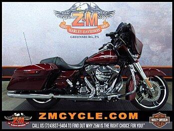 2014 Harley-Davidson Touring for sale 200438687