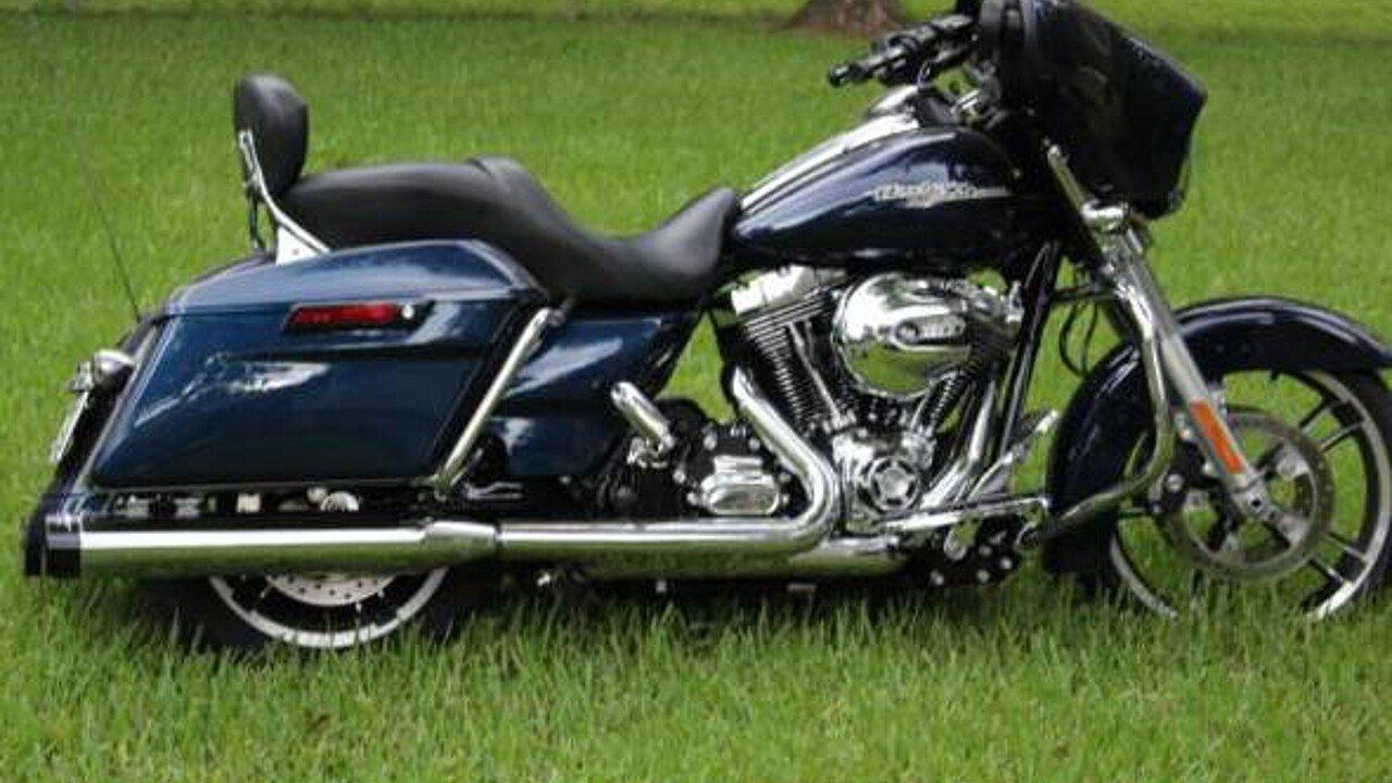 2014 Harley-Davidson Touring for sale 200440543