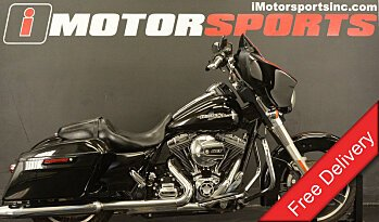 2014 Harley-Davidson Touring Street Glide for sale 200541428