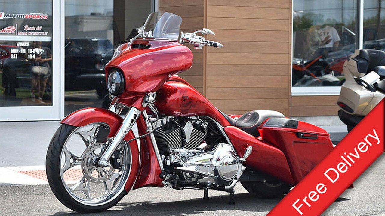 2014 Harley-Davidson Touring for sale 200580785