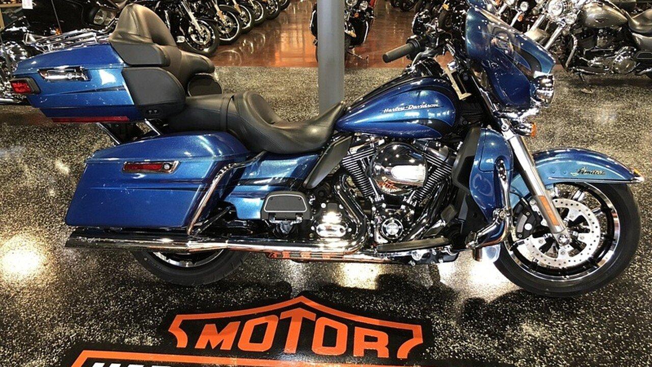 2014 Harley-Davidson Touring for sale 200582844