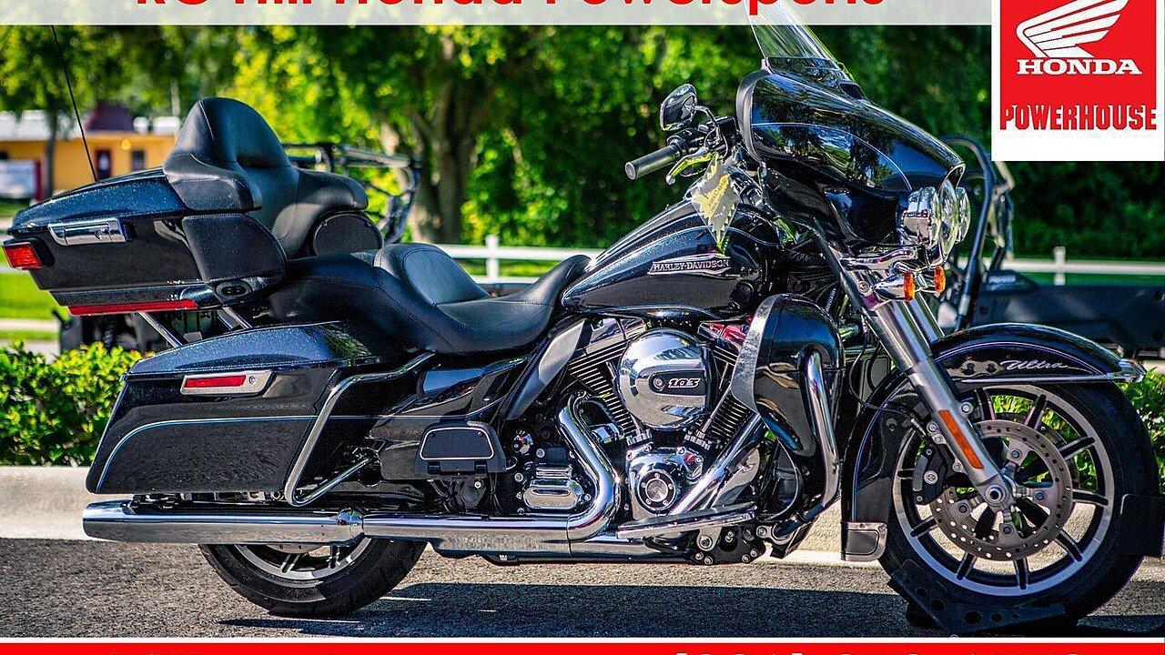 2014 Harley-Davidson Touring for sale 200587224