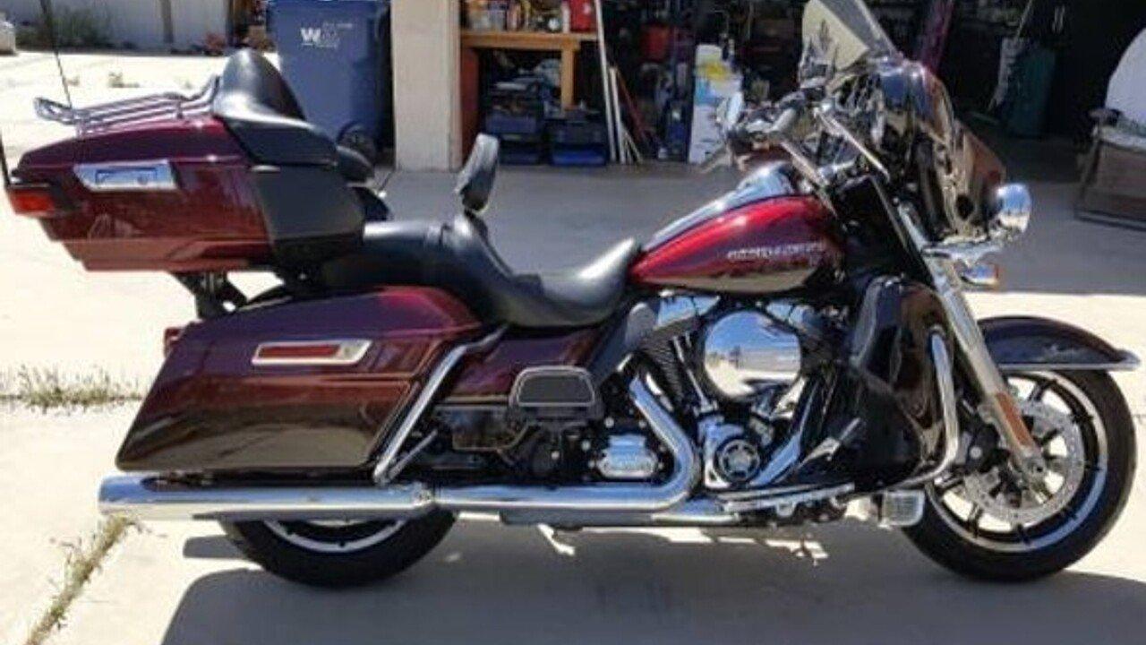 2014 Harley-Davidson Touring for sale 200599885