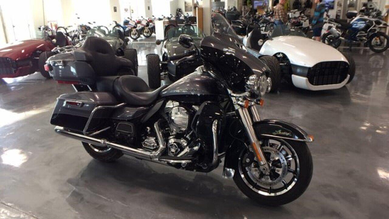 2014 Harley-Davidson Touring for sale 200609456