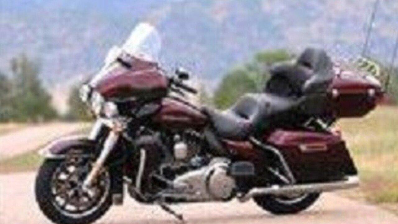 2014 Harley-Davidson Touring for sale 200625085