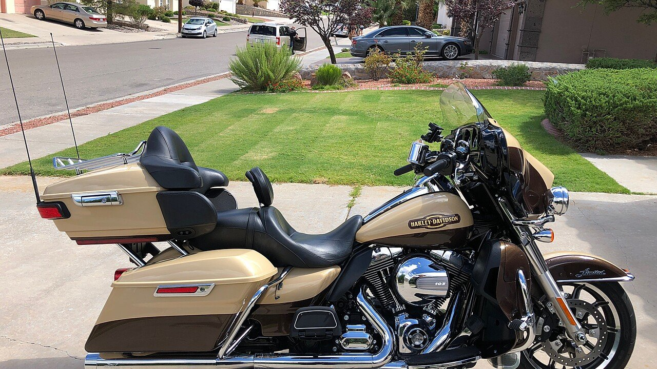 2014 Harley-Davidson Touring Ultra Limited for sale 200642776