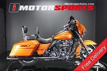 2014 Harley-Davidson Touring for sale 200646536
