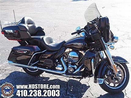 2014 Harley-Davidson Touring for sale 200550435