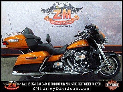 2014 Harley-Davidson Touring for sale 200599949