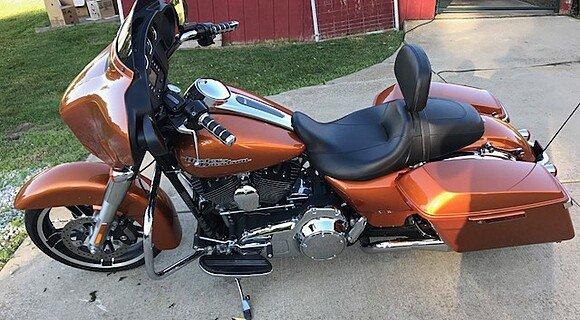 2014 Harley-Davidson Touring Street Glide for sale 200614076