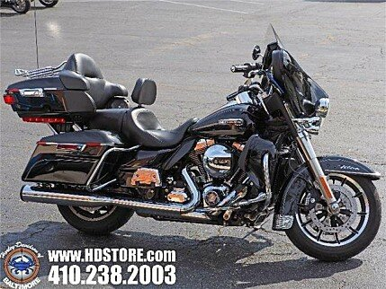 2014 Harley-Davidson Touring for sale 200639845
