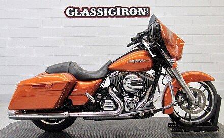 2014 Harley-Davidson Touring for sale 200652332