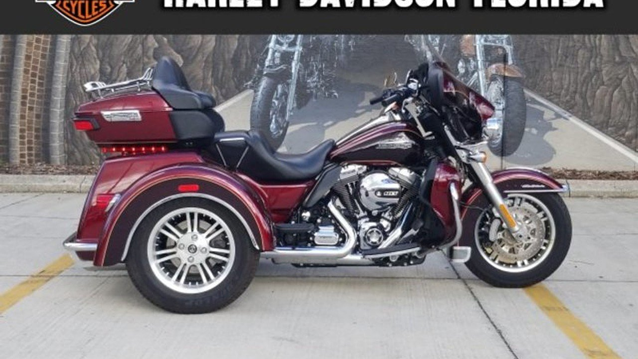 2014 Harley-Davidson Trike for sale 200585366