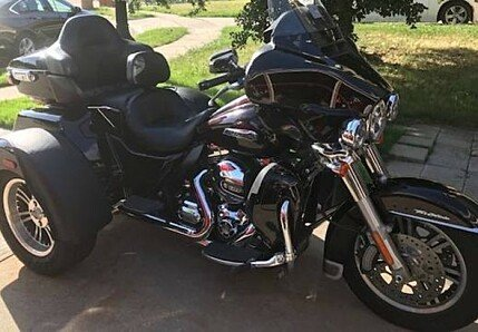 2014 Harley-Davidson Trike for sale 200612224