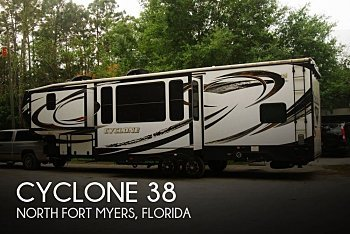 2014 Heartland Cyclone for sale 300129811