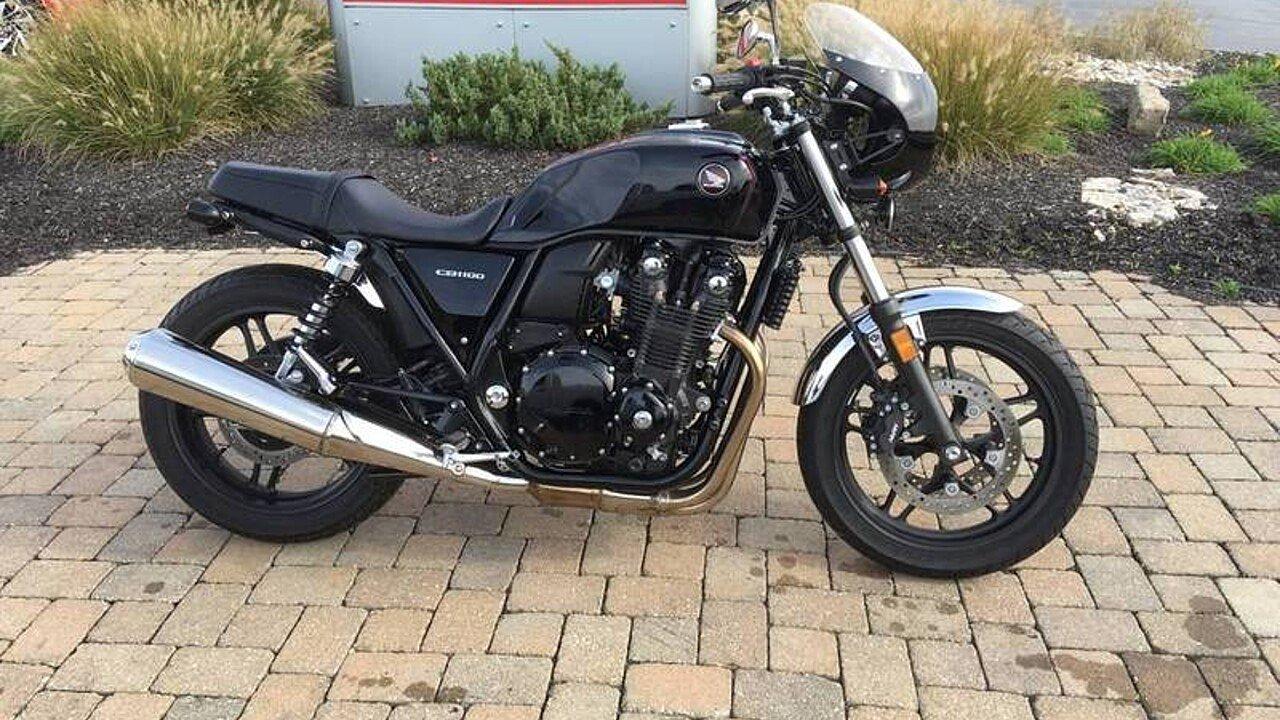 2014 Honda CB1100 for sale 200452972