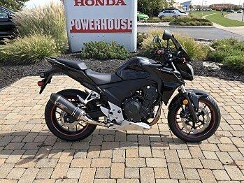 2014 Honda CB500F for sale 200640135
