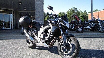 2014 Honda CB500F for sale 200472049