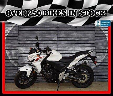 2014 Honda CB500F for sale 200474975