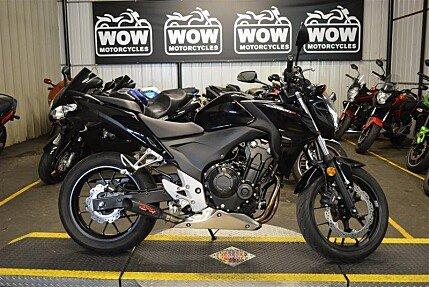 2014 Honda CB500F for sale 200492761