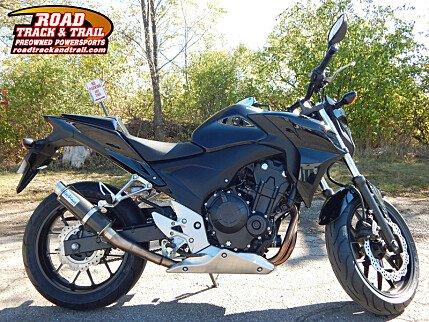 2014 Honda CB500F for sale 200499330