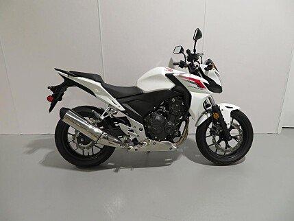 2014 Honda CB500F for sale 200616418