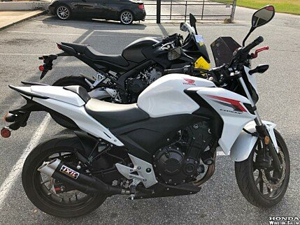 2014 Honda CB500F for sale 200646073