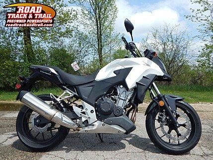 2014 Honda CB500X for sale 200578204