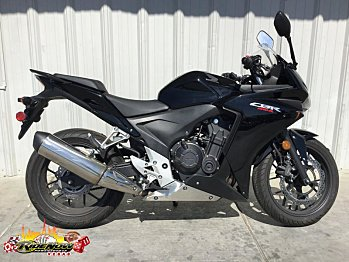 2014 Honda CBR500R for sale 200606169