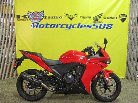 2014 Honda CBR500R for sale 200451166