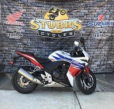 2014 Honda CBR500R for sale 200612163