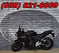 2014 Honda CBR500R for sale 200629514