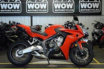 2014 Honda CBR650F for sale 200473472
