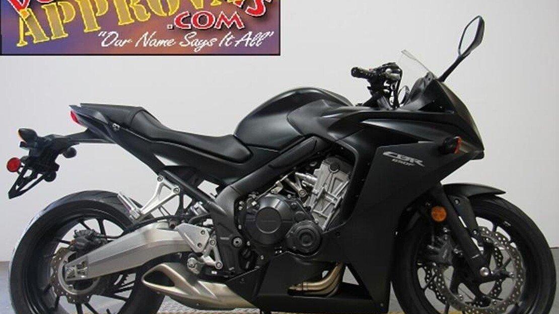2014 Honda CBR650F for sale 200621183